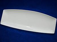 Блюдо прямоугольное 28*10*2,5 см ХОРЕКА  (в упаковке 8 штук)