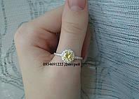 Кольцо Роскошное из серебра 925