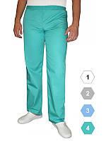 Медицинские мужские брюки (легкие)