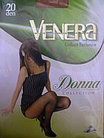 Капроновые колготки VENERA Donna 20 Den