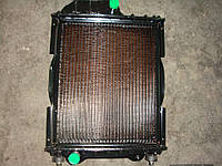 Радиатор МТЗ водяного охлаждения Д-240 (4х-ряд) 70У.1301.010-01 медный ДК, фото 1