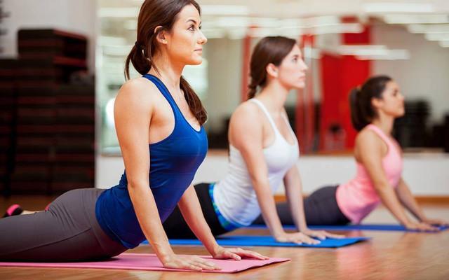 Фитнес, йога, пилатес, гимнастика.