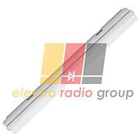 Светильник AL5053 230V 18W 1400 LM 6400K IP65, 610х50х60 мм