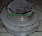 Шкив двигателя СМД 14-22 2х руч.54-10253