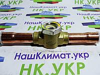 Смотровое стекло 5/8 пайка с индикатором влажности, со съемным глазком, Китай., фото 1