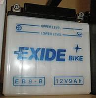Аккумулятор Exide 12V 9AH/100A (EB9-B)
