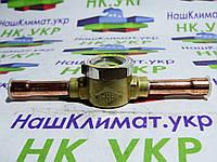 Смотровое стекло 3/8 пайка с индикатором влажности, со съемным глазком, Китай., фото 1