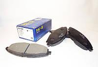 Тормозные колодки передние HI-Q R13 Daewoo Lanos, Sens