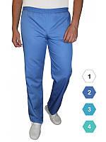 Медицинские мужские брюки  (плотные)