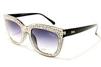 Женские солнцезащитные очки D&G 215 C1 SM 02536, брендовые женские очки
