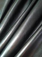 Натуральная кожа КРС высочайшего качества 3 сорт Фортуна цвет черный