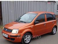 Ветровики для Fiat Panda II 2003-2012
