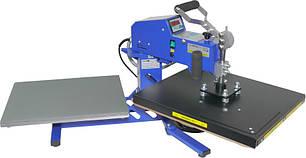 Термопресс с поворотной плитой  SCHULZE  Blue PRESS SWING(40х50см)