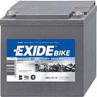 Аккумулятор Exide 12V 14AH (GEL12-14)