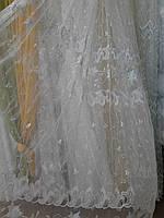 Тюль из органзы 0-86 (L), фото 1