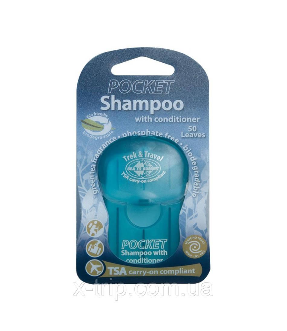 Походный шампунь Sea to Summit Pocket Cond Shampoo Eur