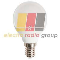 LB-380  G45 230V 4W 340Lm  E14  4000K Светодиодная лампа