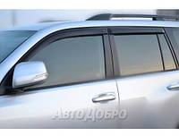 Ветровики на авто Toyota Land Cruiser Prado 150 5d 2009-
