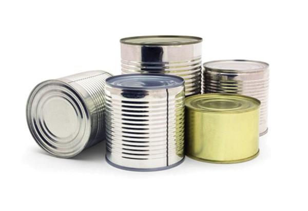 Жестяные банки для пищевых и химических продуктов