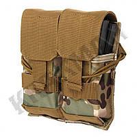 Подсумок для магазинов G36/M4/AK двойной - мультикам