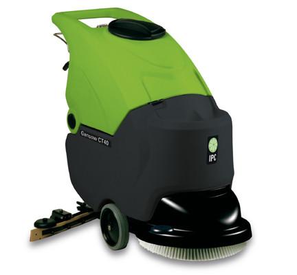 Аккумуляторы для уборочной техники