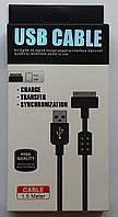 USB дата кабель для планшетов Samsung  P3100 Galaxy Tab2 , P3110 Galaxy Tab2 , P5100 Galaxy Tab2