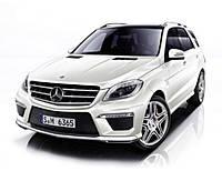 Комплект для Mercedes-Benz ML-Class (W166) ML63 AMG