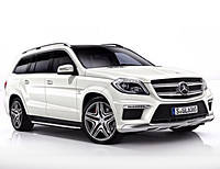 Комплект для Mercedes-Benz GL-Class (W166) GL63  AMG