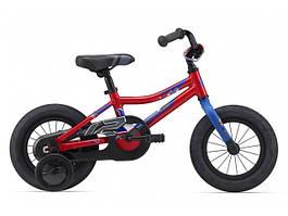 """Детский велосипед Giant Animator 12"""" красный (GT)"""