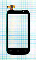 Тачскрин сенсорное стекло Prestigio MultiPhone 3400 Duo Black