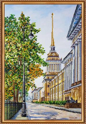 """Набор для вышивания бисером """"Городские зарисовки-1"""", фото 2"""