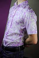 Мужская рубашка летняя