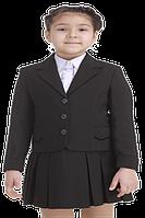 Пиджак для девочки Марина школьный  116-152 см