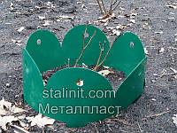 Забор-бордюр для клумб декоративный секционный, пластик, Стандарт, фото 1