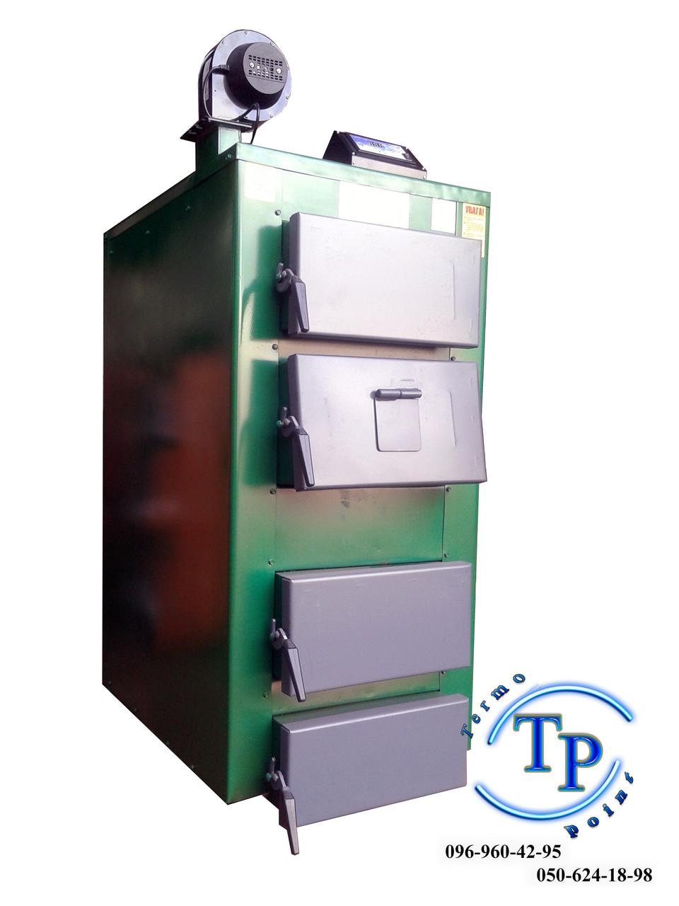 Твердотопливный котел длительного горения САН РТ (САН ПТ) 38 кВт - TERMOPOINT - Интернет магазин отопительного оборудования в Киеве
