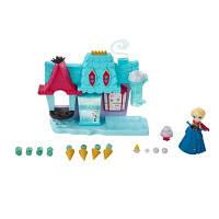 Игровой набор маленькие куклы Холодное сердце Эльза и магазин сладостей Эренделла, B5194