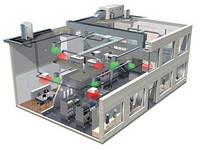 Проектирование вентиляции магазинов, торговых и развлекательных центров