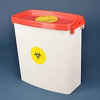 Контейнер для сбора медицинских отходов, 11 л