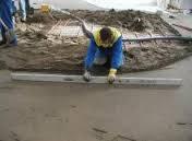 Устройство черновой цементно-песчаной стяжки (до 100мм)