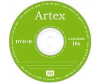 Диск Artex DVD-R 4,7 GB 16x Bulk/50 CMC