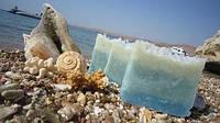 Мыло с морской солью Морской бриз