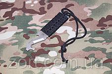 Нож с фиксированным клинком Зигзаг, фото 3