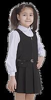 Сарафан школьный Инга  122 см