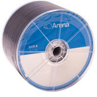 Диск ARENA DVD-R 4,7Gb 16x Bulk 50 pcs