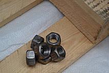 Гайка М6 ГОСТ 5915-70,  DIN 934 шестигранная с мелким шагом резьбы