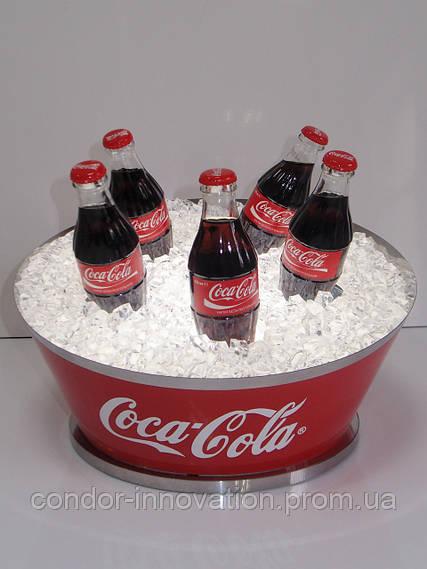 Дисплей Coca-Cola