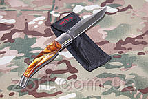 Нож складной, механический Торреро, фото 2