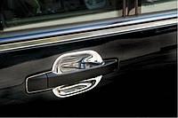Хромированные накладки на ручки Mercedes W140 1991-1998