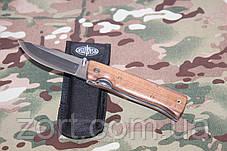Нож складной, механический Сурок, фото 3