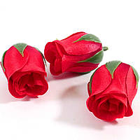 Бутон розы (диаметр головки 3 см)
